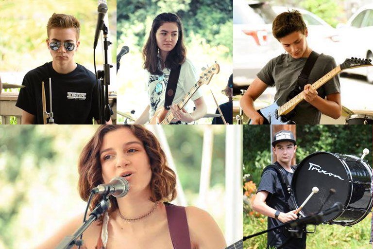 Collegeville Borough / CEDC Concert in the Park- Big Talent in Collegeville