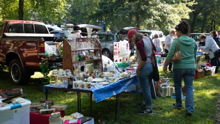 Collegeville Colossal Yard Sale